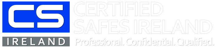 Certified Safes Ireland logo