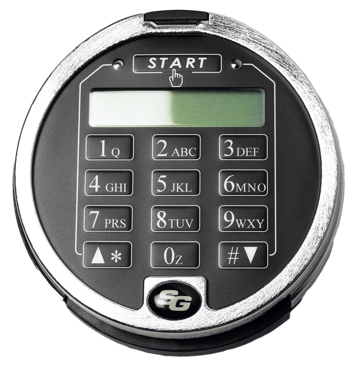 Sargent And Greenleaf Time Lock Keypad Certified Safes