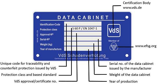 VDS badge