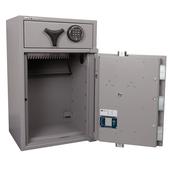 AG25DF Deposit Safe  Door Open