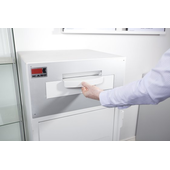 Kaso PTK E3-330 Certified Grade 3 Deposit safe - Drawer View