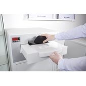 Kaso PTK E3-330 Certified Grade 3 Deposit safe - Drawer Open View