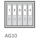 AG10 Capacity