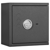 Lyra Grade 1 Certified Safe - Size 1- Closed Door View
