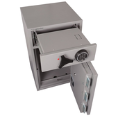 Wertheim AG15DF Deposit Safe Grade 1 Safe - Top View Open