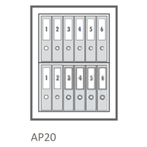 AP20  Fire Safe Capacity