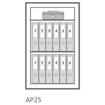 AP25 Fire Safe Capacity