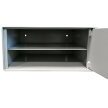 Digital 2 x Unit Till Drawer Safe - Open View