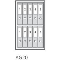 AG20 Capacity