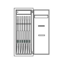Sistec Gun Safe (8 unit) WSE 150/60 Certified Safe Grade 0 - capacity
