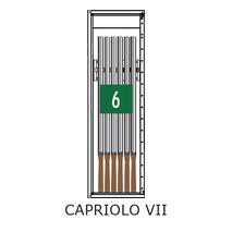 Format Capriolo VII - Grade 0 Gun Safe - Capacity View