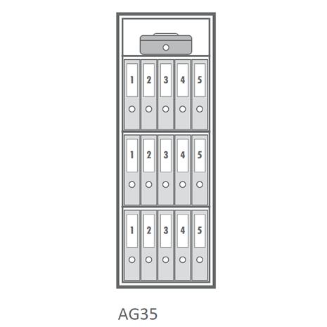 AG35 Grade 1 Safe - Capacity